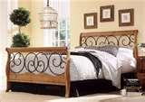Wood Bed Frame Full photos