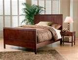 images of Wood Bed Frame Full