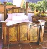 Wood Bed Frame Full images