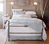 Bed Frames Pottery Barn photos