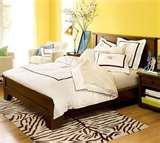 pictures of Bed Frames Pottery Barn