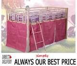 Single Bed Frames Girls images