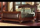 photos of Bed Frame Cherry