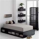 Bed Frames Drawers Twin Bed pictures
