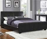 photos of Bed Frames Black Queen