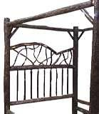 photos of Bed Frames Rustic Wood