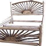 Bed Frames Rustic Wood images
