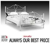 images of 4ft Metal Bed Frames