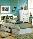 pictures of Bed Frame Twin Drawer