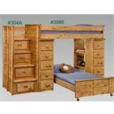 photos of Bed Frame Twin Drawer