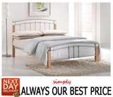 photos of Metal Bed Frames Small Double