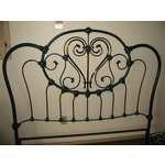 Antique Iron Bed Frame Ebay photos