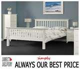 images of King Bed Frame Size