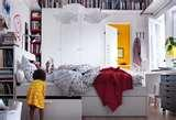Bed Frame Queen Drawers photos