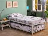 Trundle Pop Up Bed Frame pictures