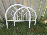 Bed Frame Metal Twin images