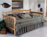 photos of Bed Frames Mission Style