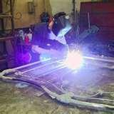 pictures of Bed Frame Welding
