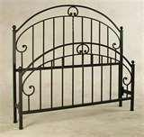Bed Frames Curved Ends pictures