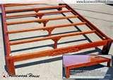 Bed Frame Solid photos