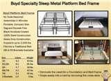 images of Platform Bed Frames Arizona