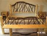 Bed Frames By Wood pictures
