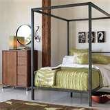 Canopy Bed Frames Headboard photos