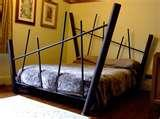 images of Bed Frame That Sits On Floor