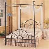 photos of Canopy Bed Frames Headboard