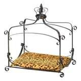 images of Canopy Bed Frames Headboard