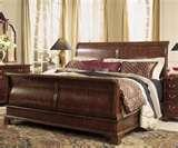 pictures of Bed Frames Sleigh-beds