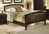 Bed Frame Wood Floor photos